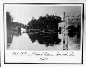 Mill Canal Basin