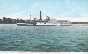 Steamboat, Columbia