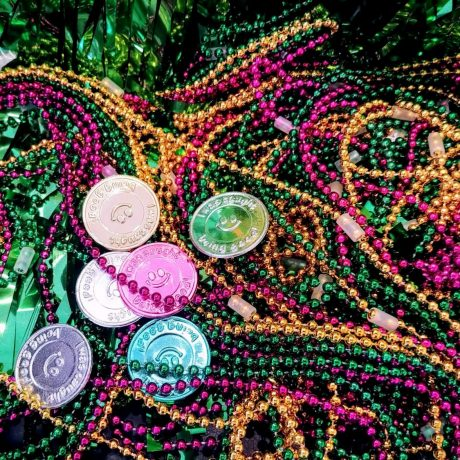 beads coins
